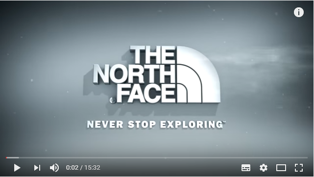 The North Face - Video Youtube