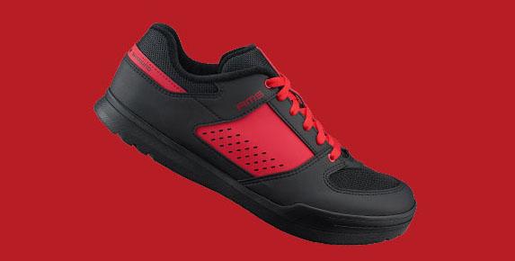 pedales et chaussures