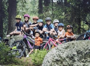 Vélos enfant & ado CUBE