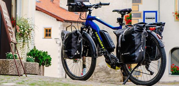 Vélos de trekking électriques HAIBIKE